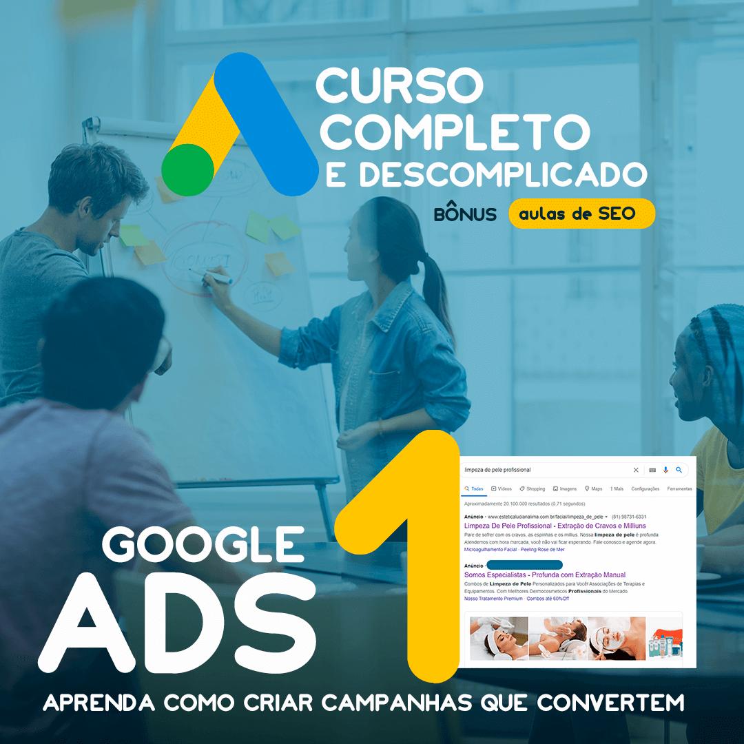 O Curso de Google Ads da Goobec é o curso para quem quer atrair novos clientes todos os dias da melhor forma com baixo custo.